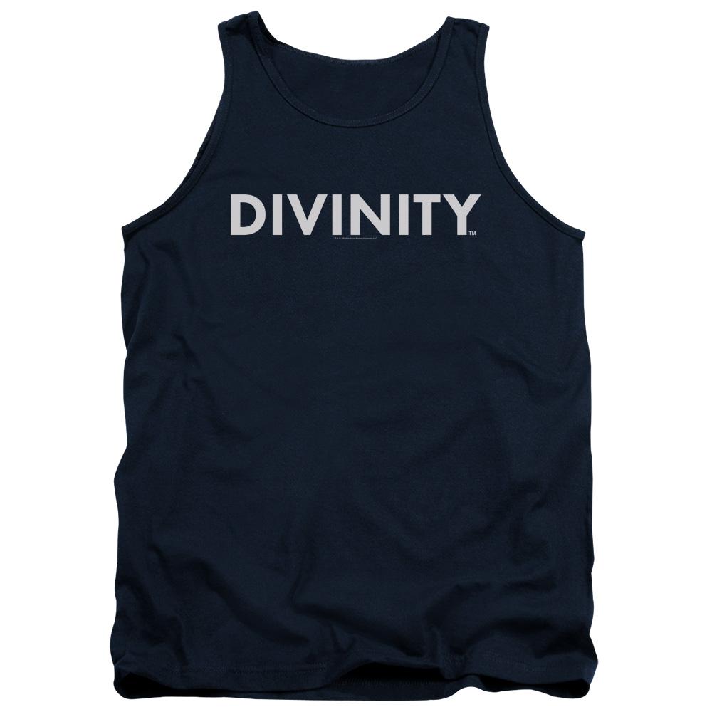 Divinity Logo Tank Top