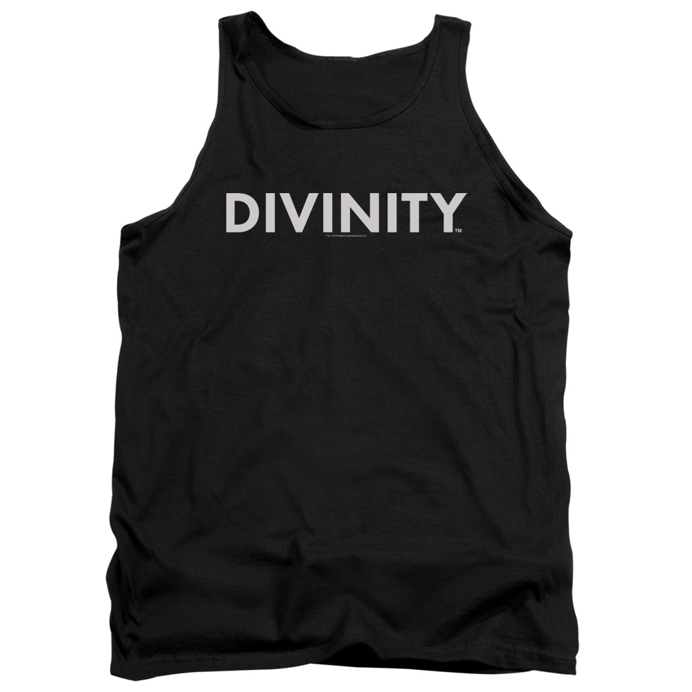 Divinity Official Log Tank Top