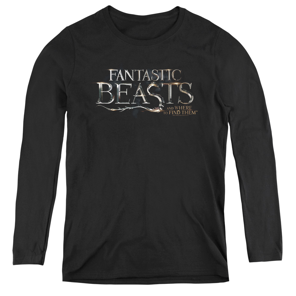 Fantastic Beasts and Where to Find Them Women's Long Sleeve Shirt