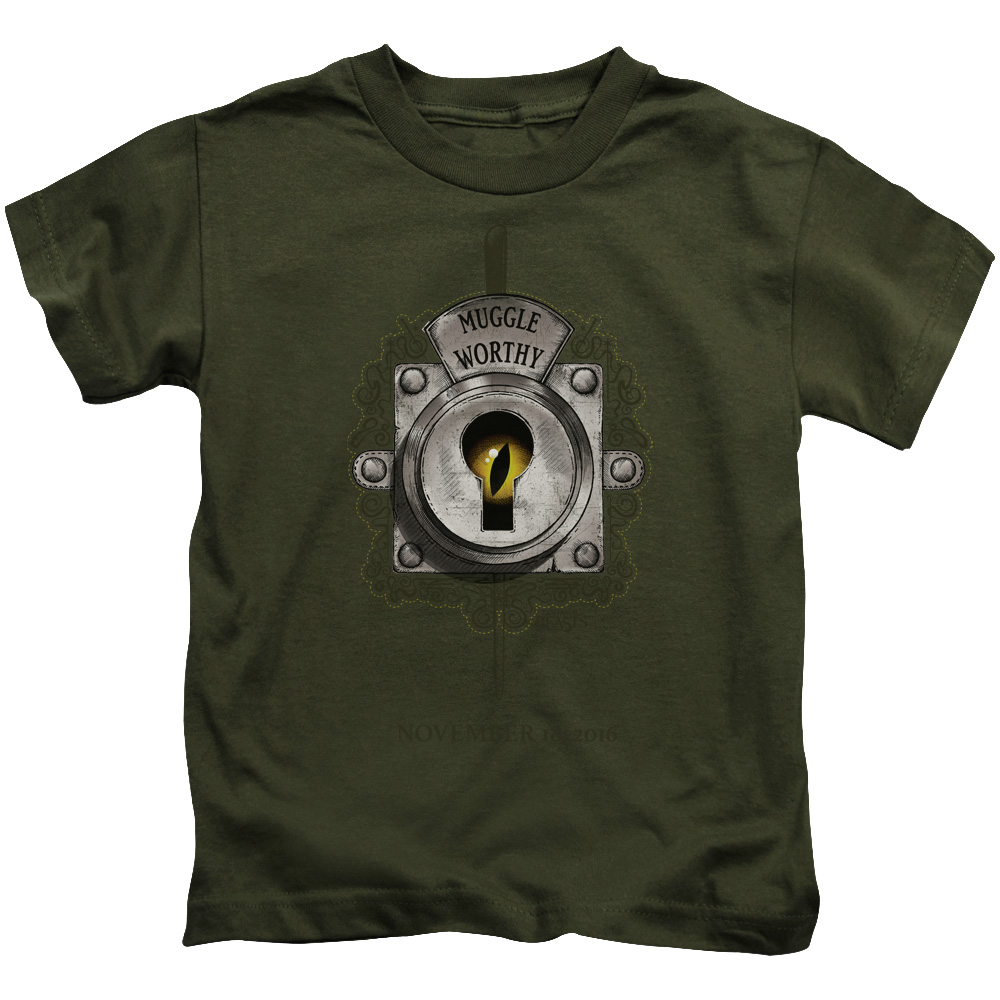 Fantastic Beasts and Where to Find Them Muggle Worthy Juvy T-Shirt