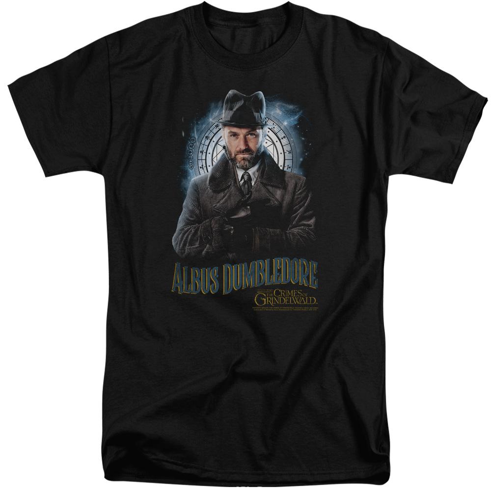 Dumbledore Fantastic Beasts 2 Tall T-Shirt