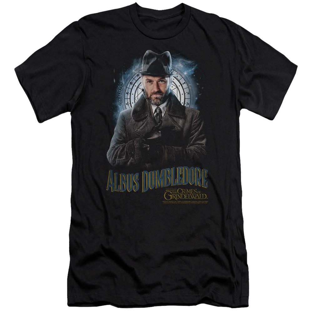 Dumbledore Fantastic Beasts 2 Slim Fit T-Shirt
