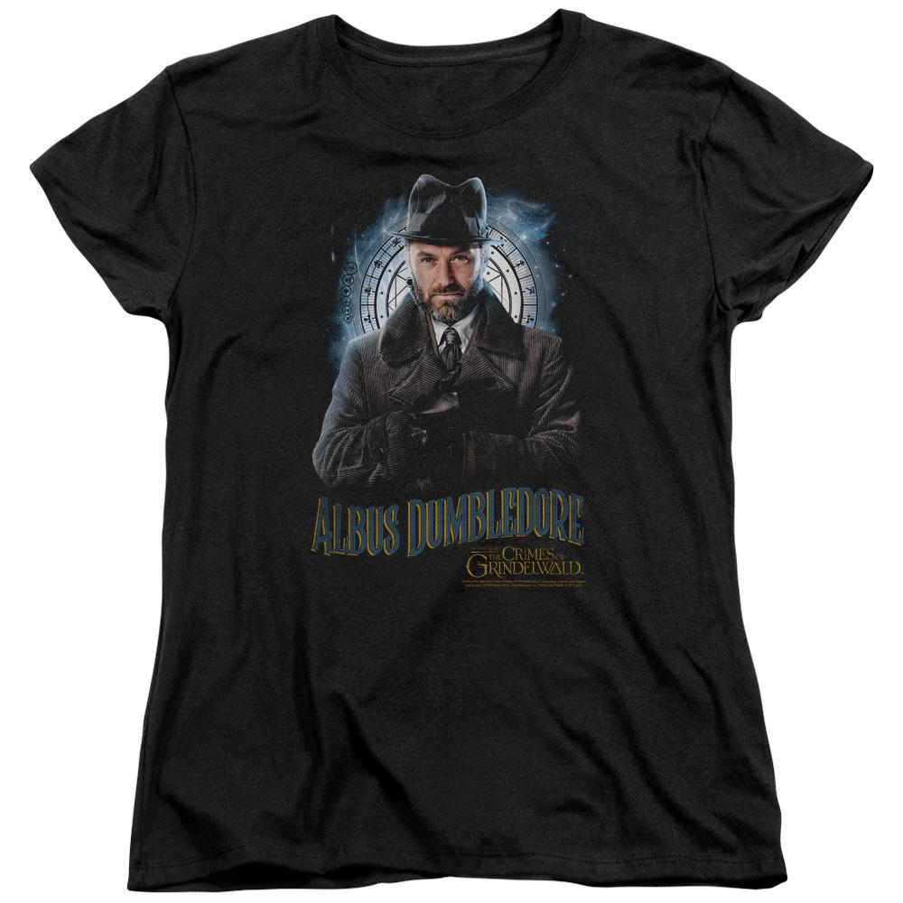 Dumbledore Fantastic Beasts 2 Women's T-Shirt
