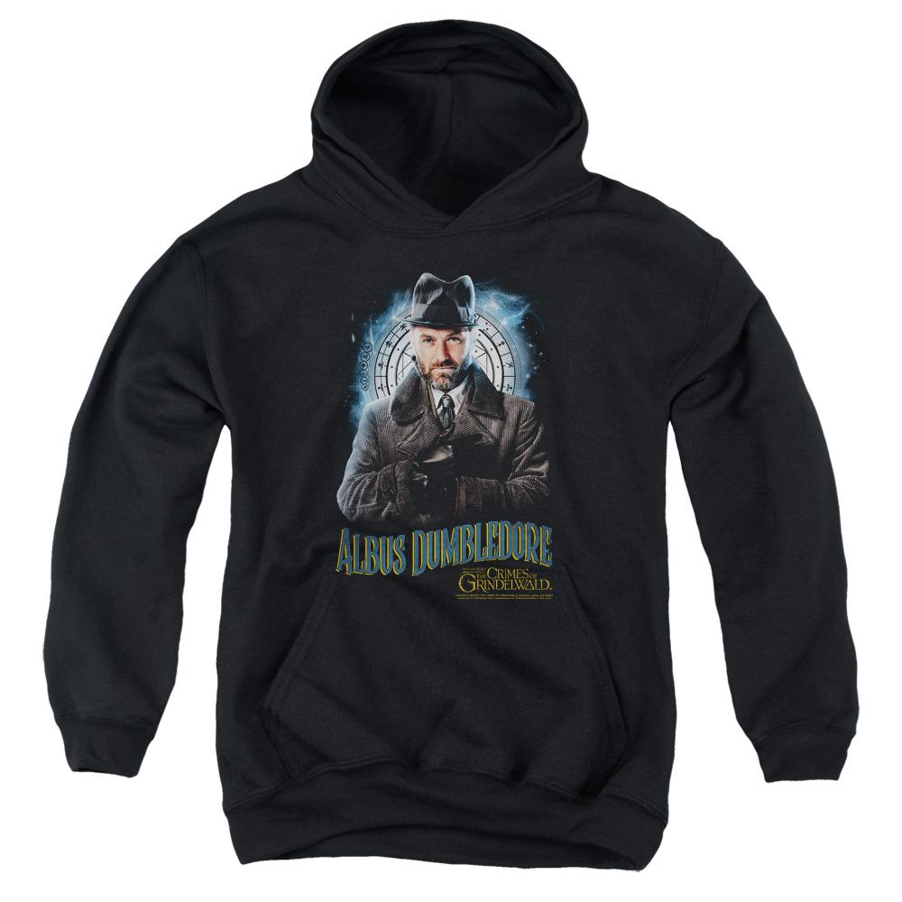 Dumbledore Fantastic Beasts 2 Kids Hoodie