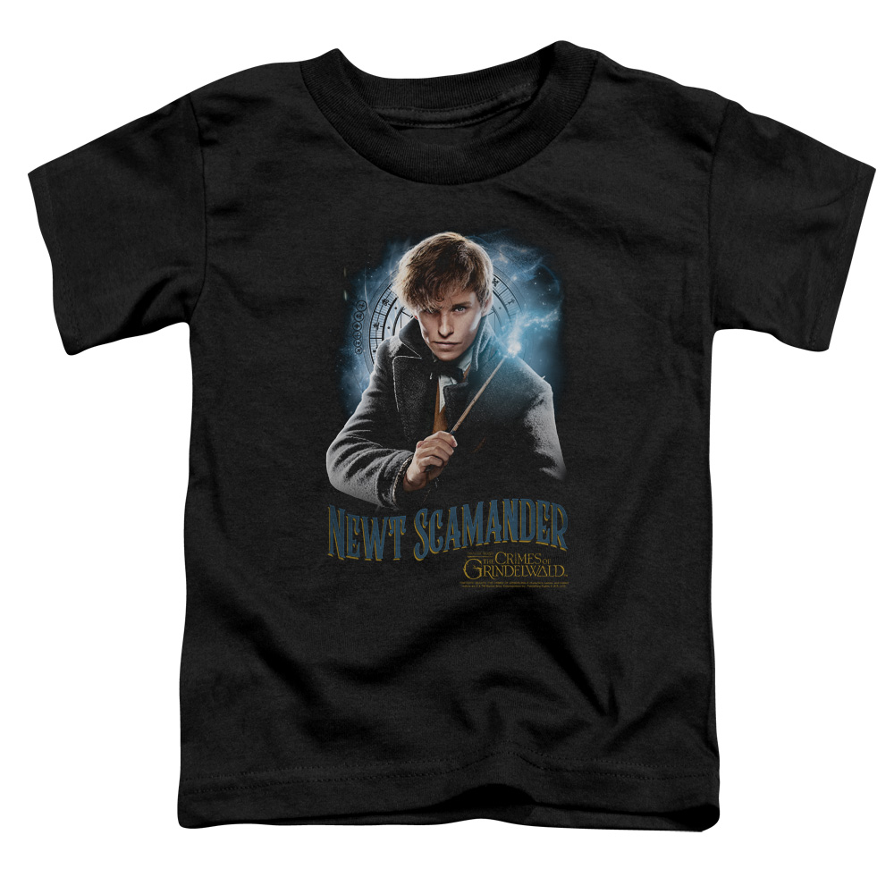 Fantastic Beasts: The Crimes of Grindelwald Scamander Monogram Toddler T-Shirt