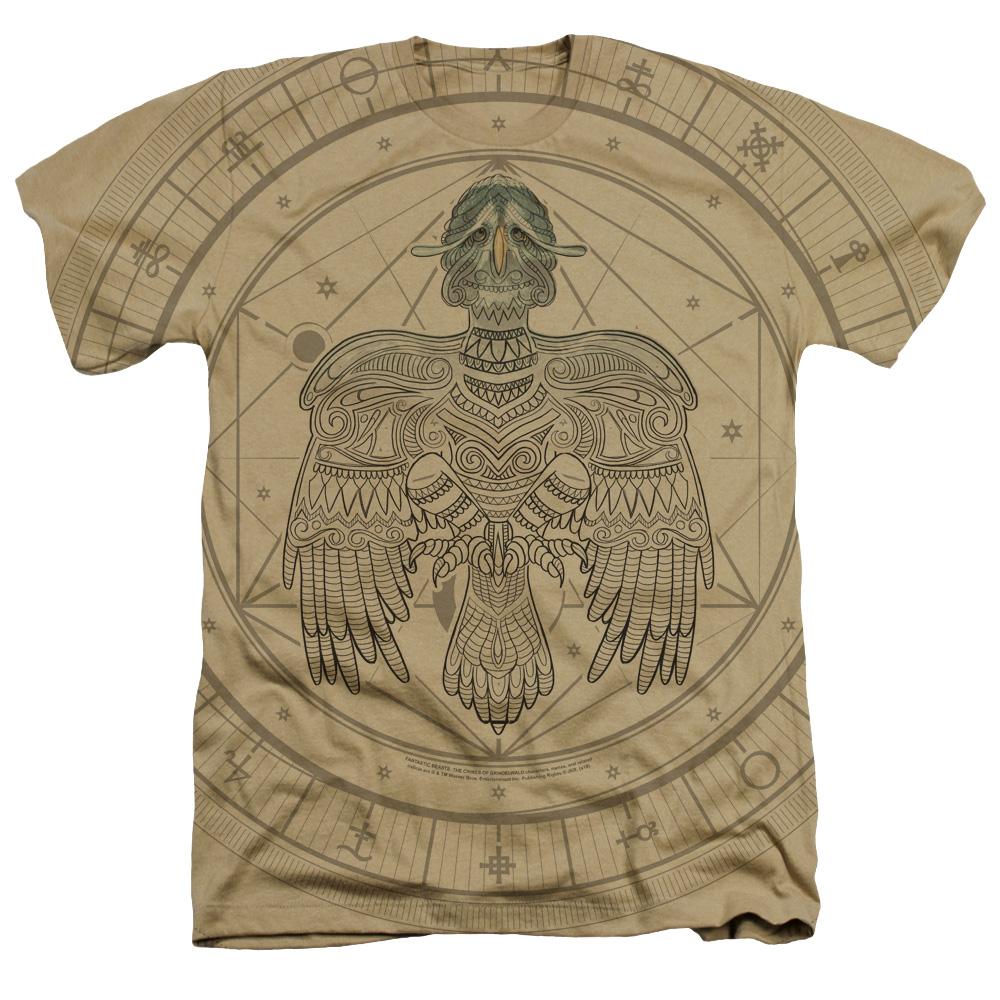 Fantastic Beasts 2: The Crime of Grindewald Beast Sigil Heather T-Shirt