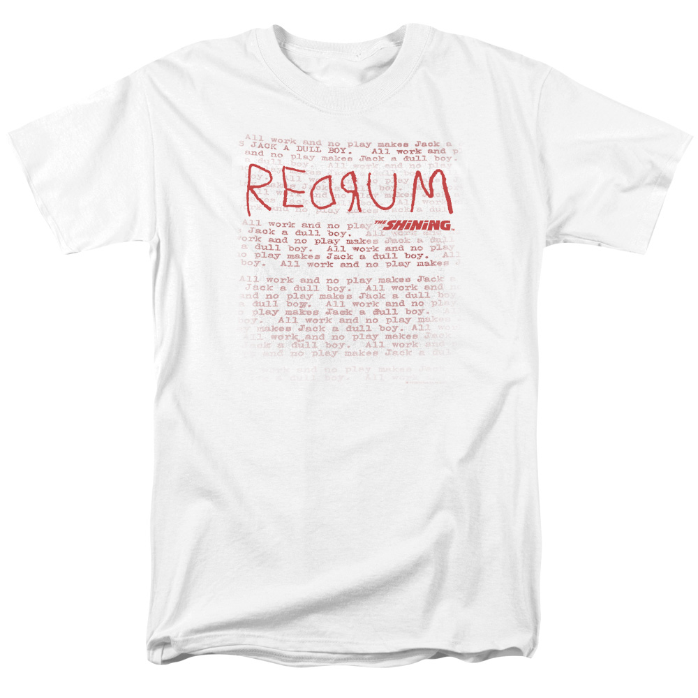 The Shining Redrum T-Shirt
