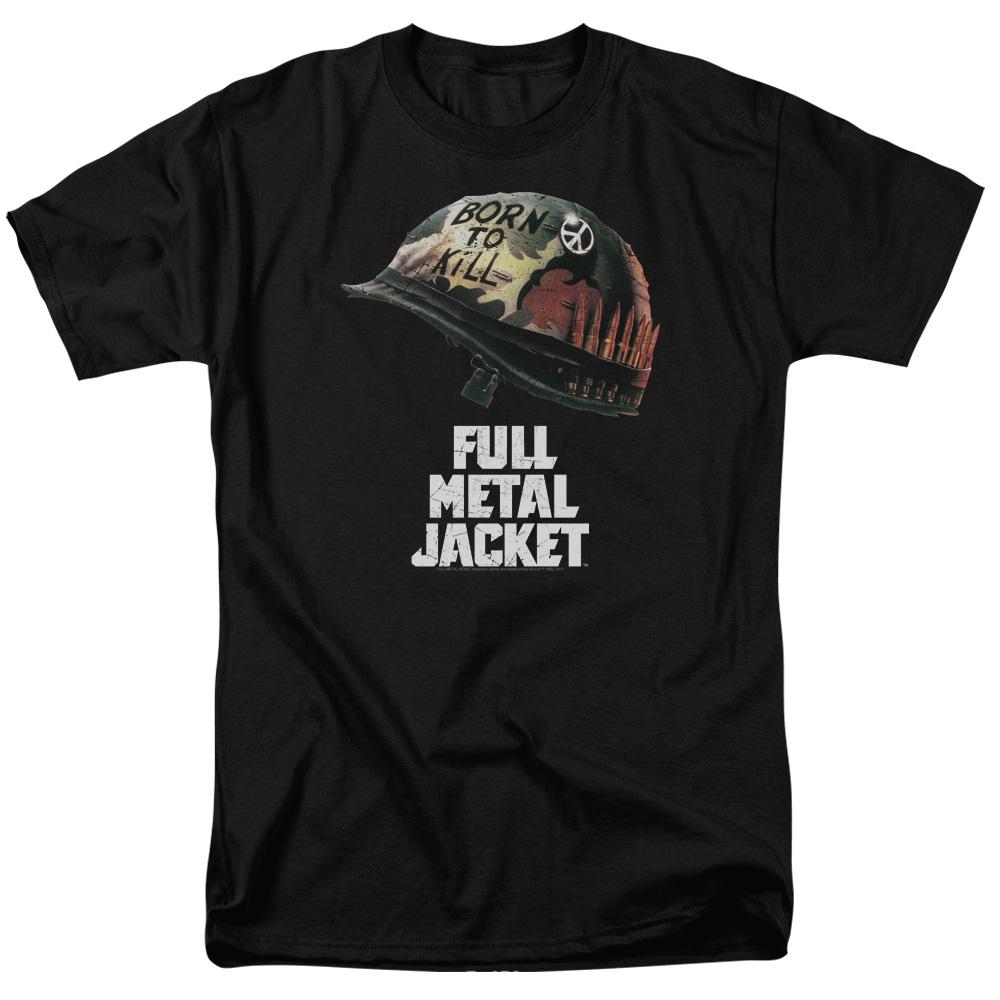 Full Metal Jacket Poster T-Shirt