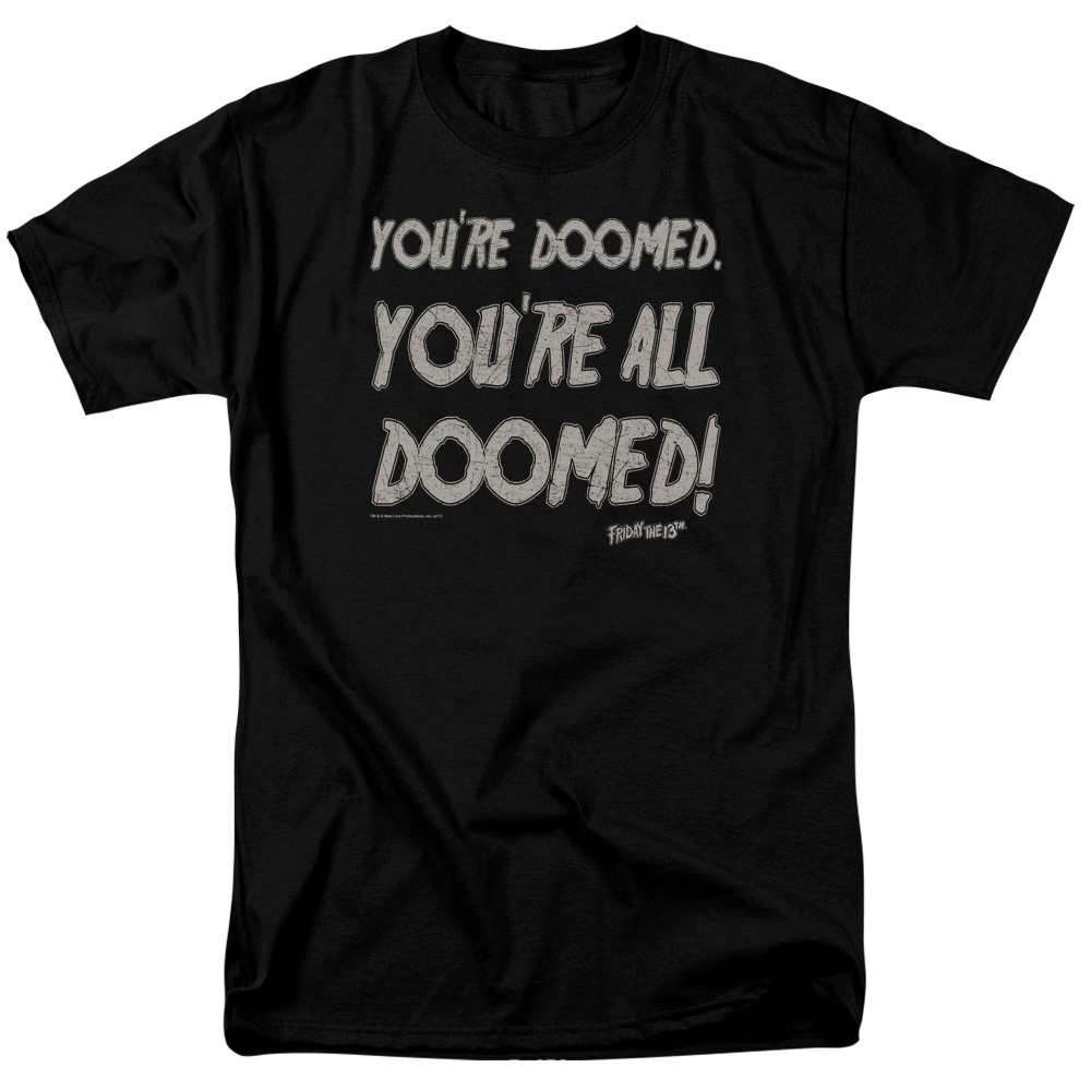 Friday the 13th Doomed T-Shirt