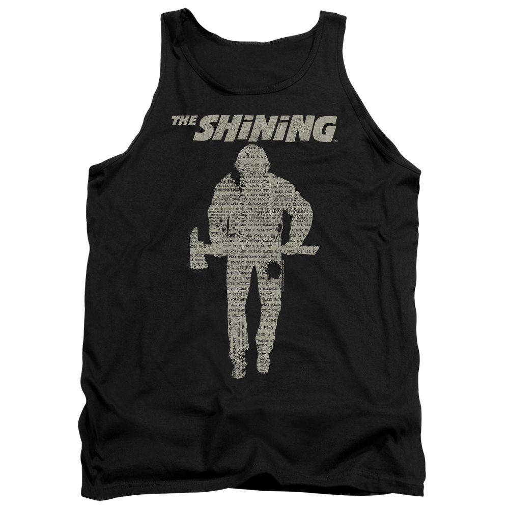 The Shining - Dull Boy Tank Top