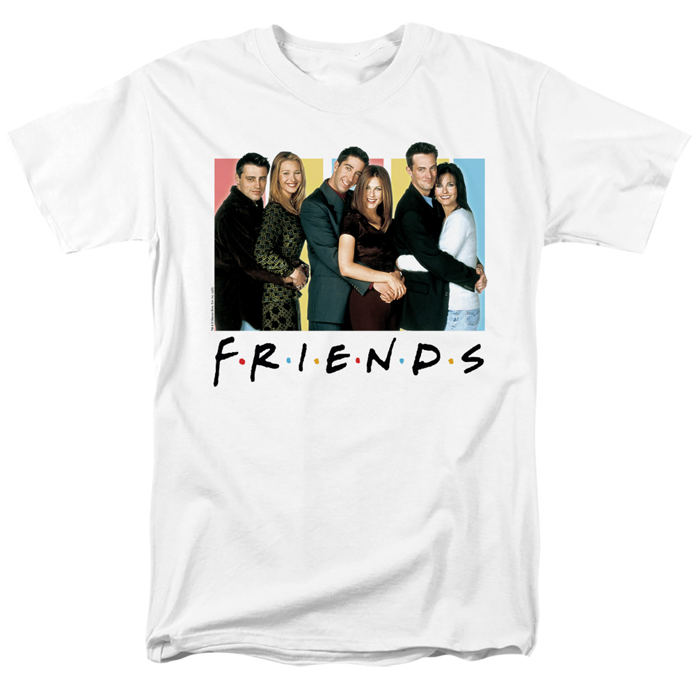 Friends Cast Logo T-Shirt