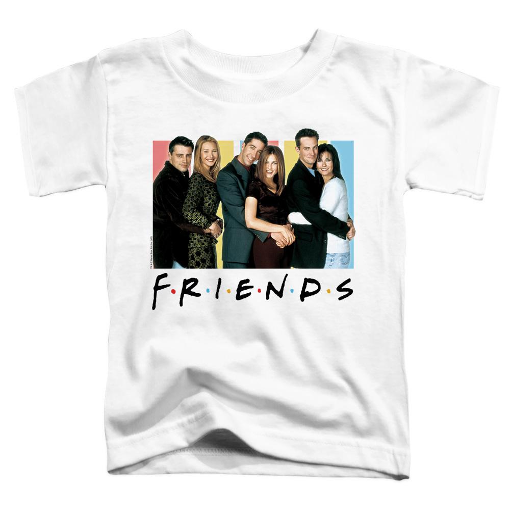 Friends Cast Logo Toddler T-Shirt