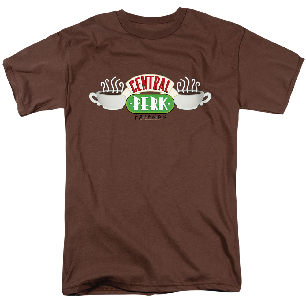Friends Central Perk Logo T-Shirt
