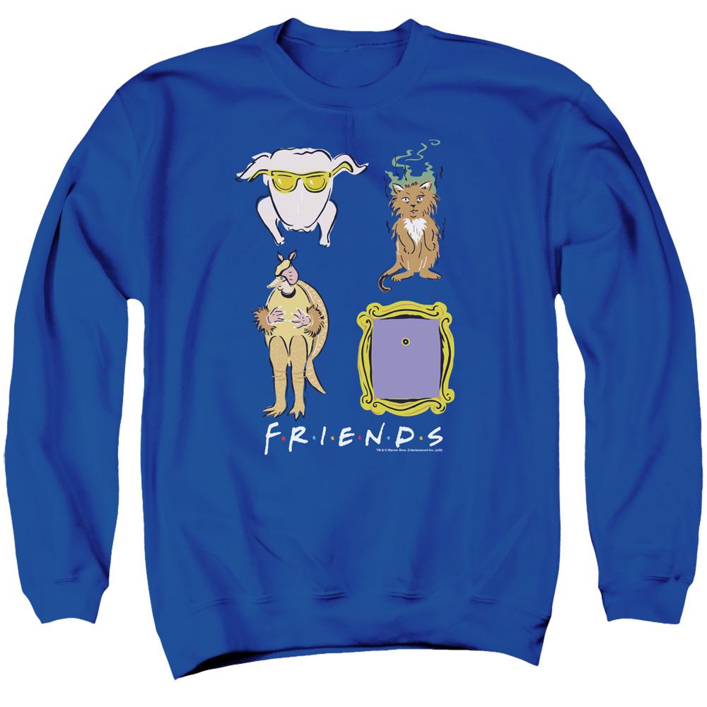 Friends Symbols Sweater