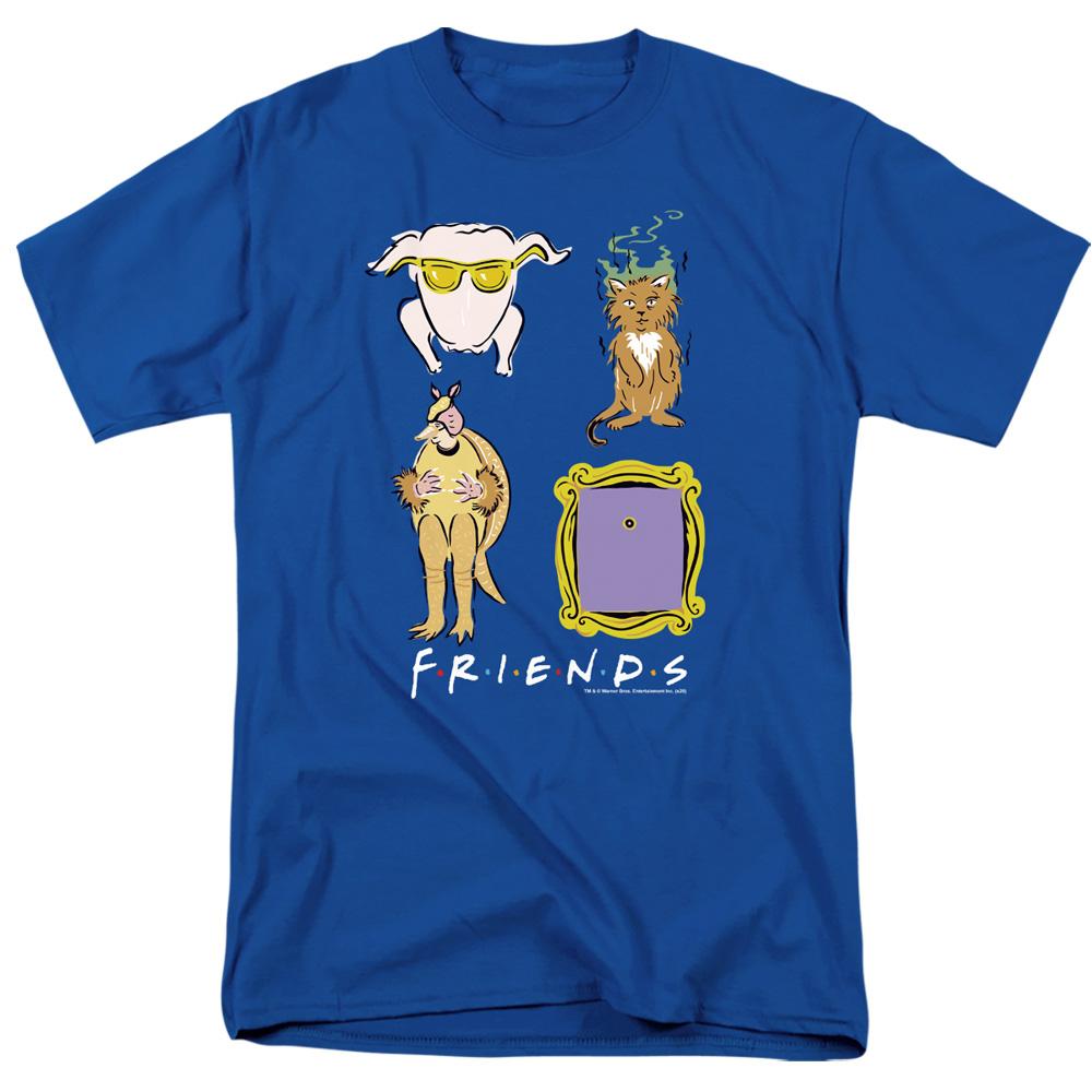 Friends Symbols T-Shirt