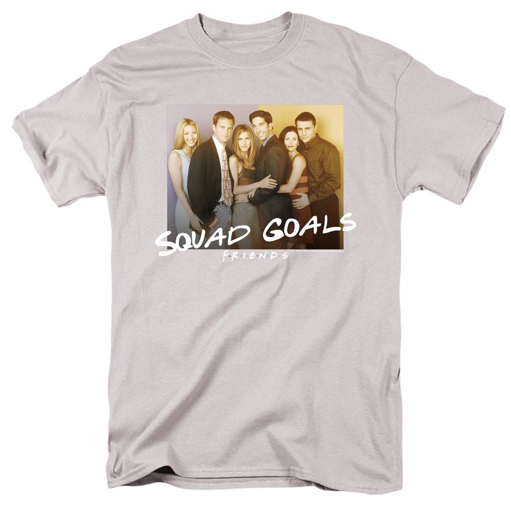 Friends Squad Goals T-Shirt