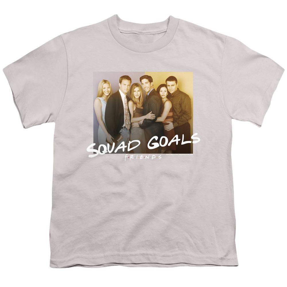 Friends Squad Goals Kids T-Shirt