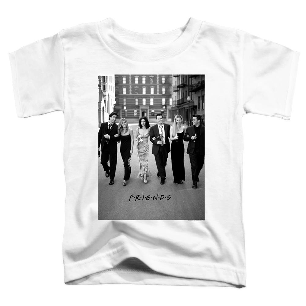 Friends Walk The Streets Toddler T-Shirt
