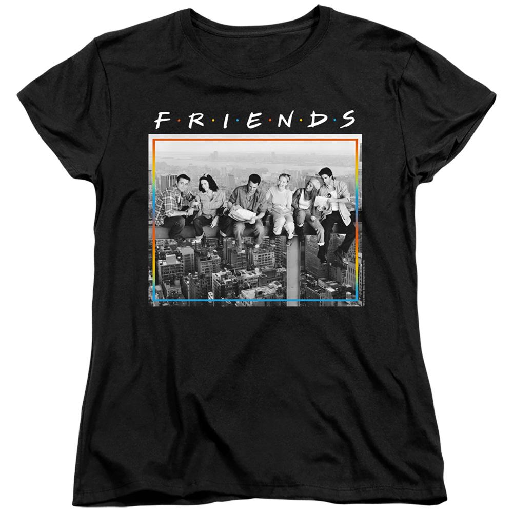 Friends Lunch Break Photo Women's T-Shirt