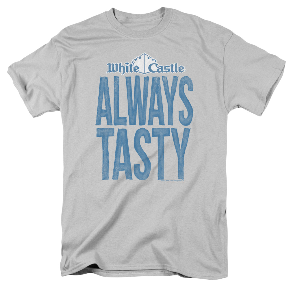 White Castle Always Tasty T-Shirt