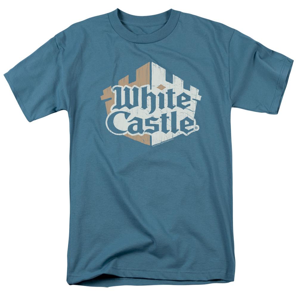 White Castle Torn Logo T-Shirt