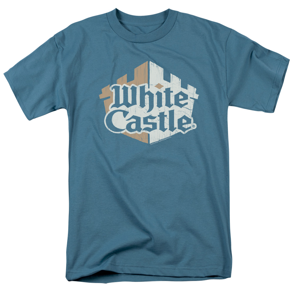 White Castle Torn Logo T-Shirt