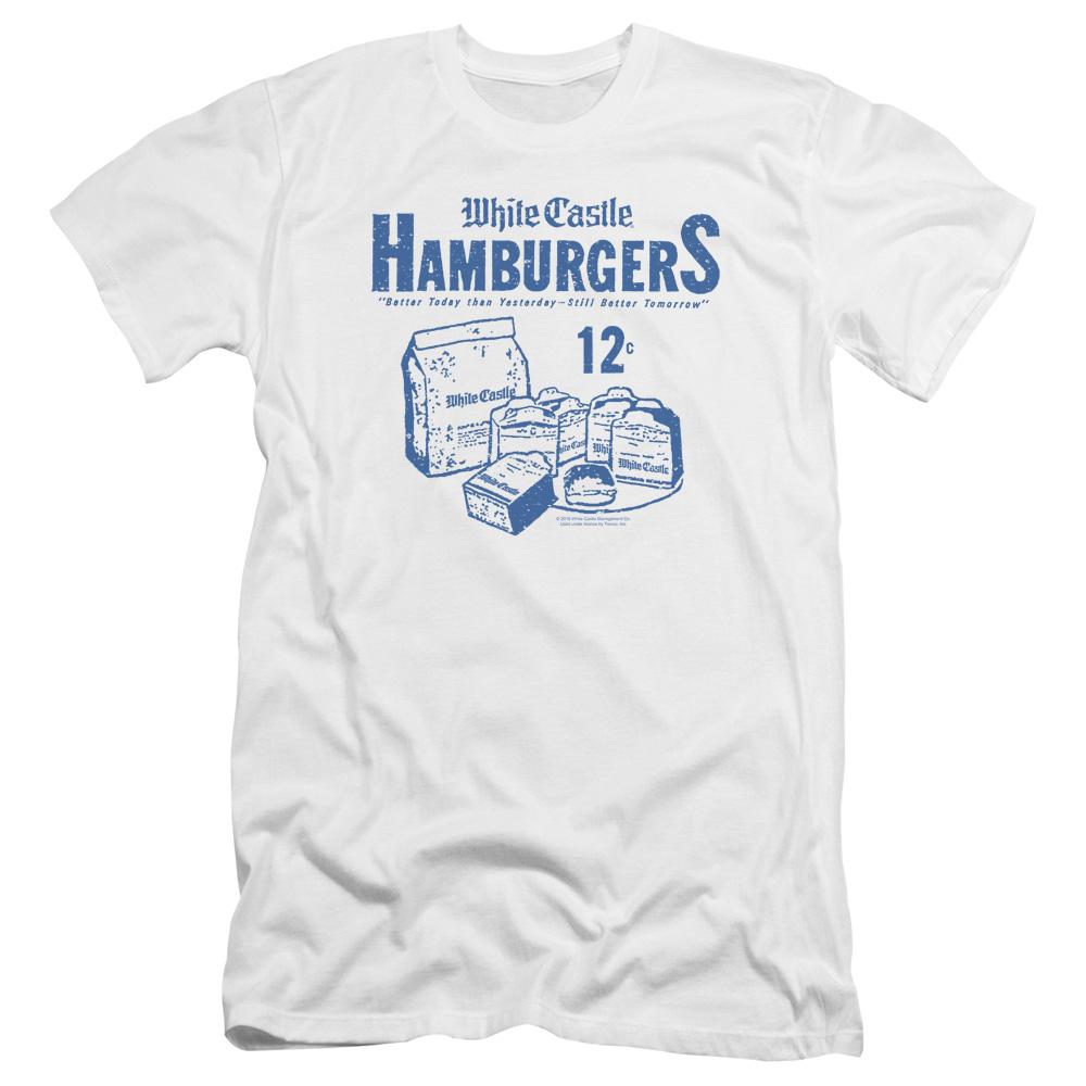 White Castle Hamburgers 12 Cents