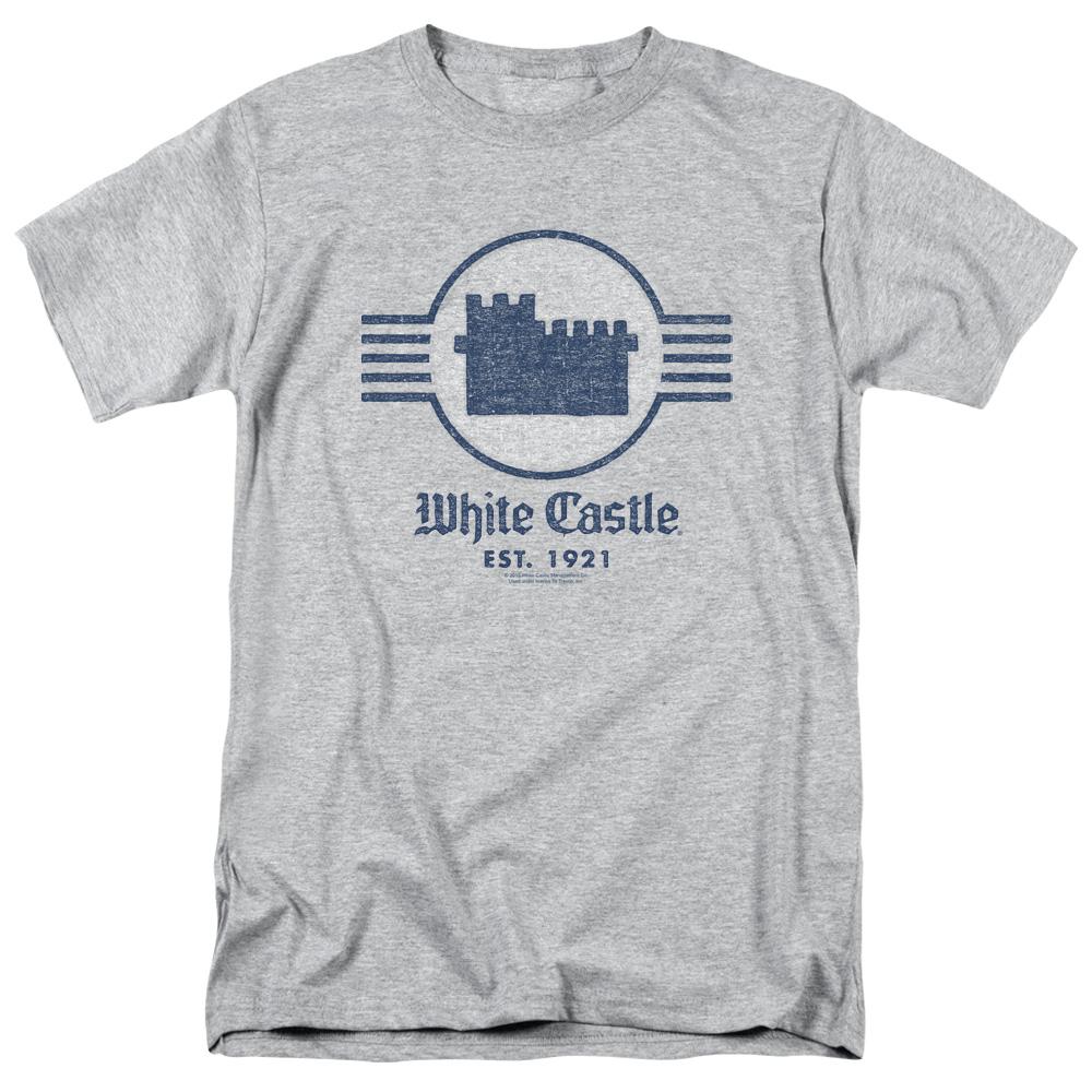 White Castle Emblem Est. 1921 T-Shirt