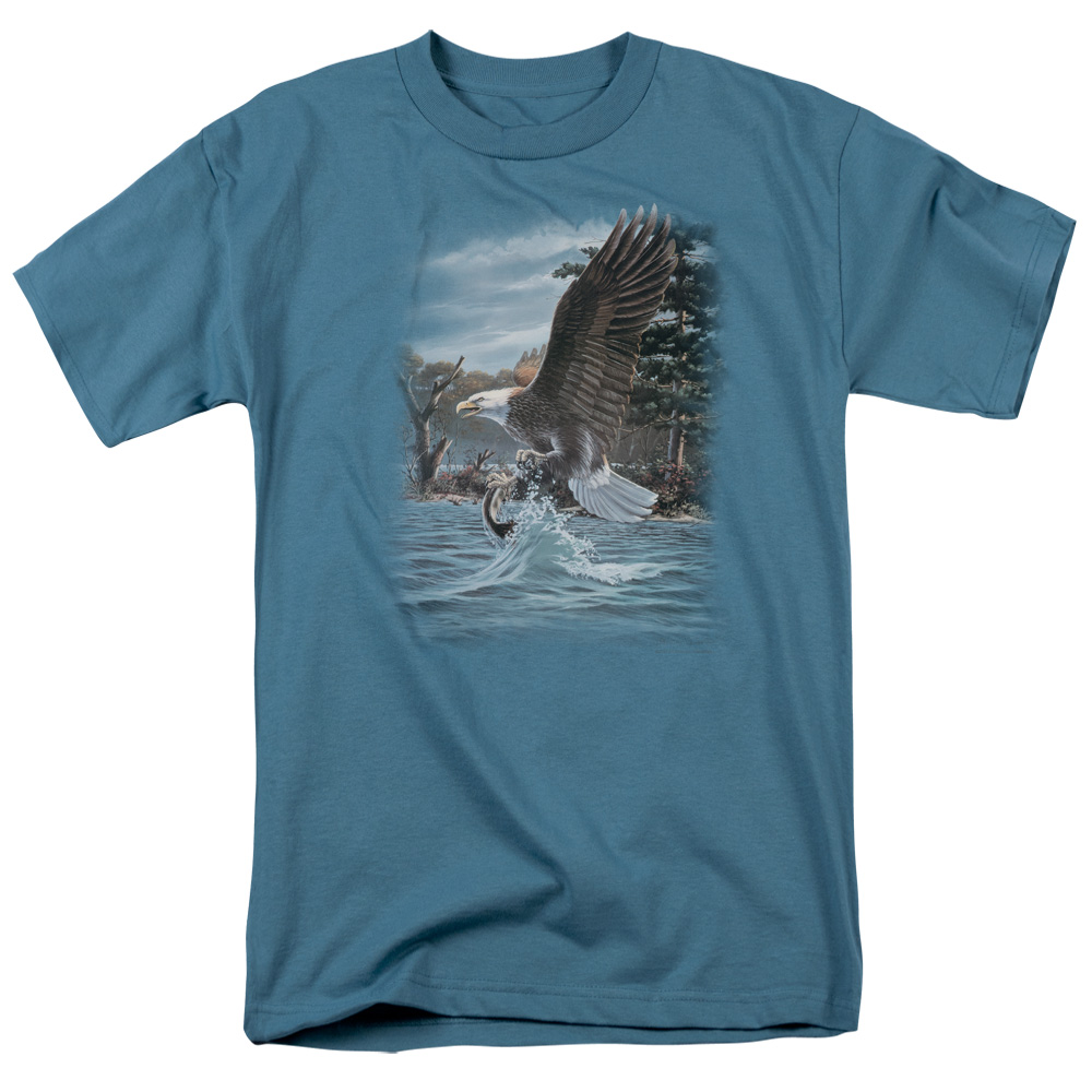 Wild Wings The North Woods Bald Eagle T-Shirt