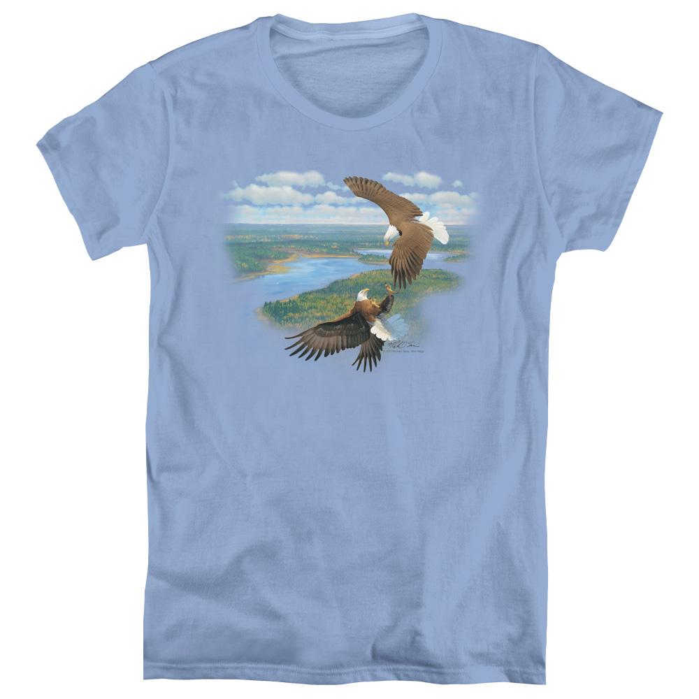 Wild Wings Sky Dancers Women's T-Shirt