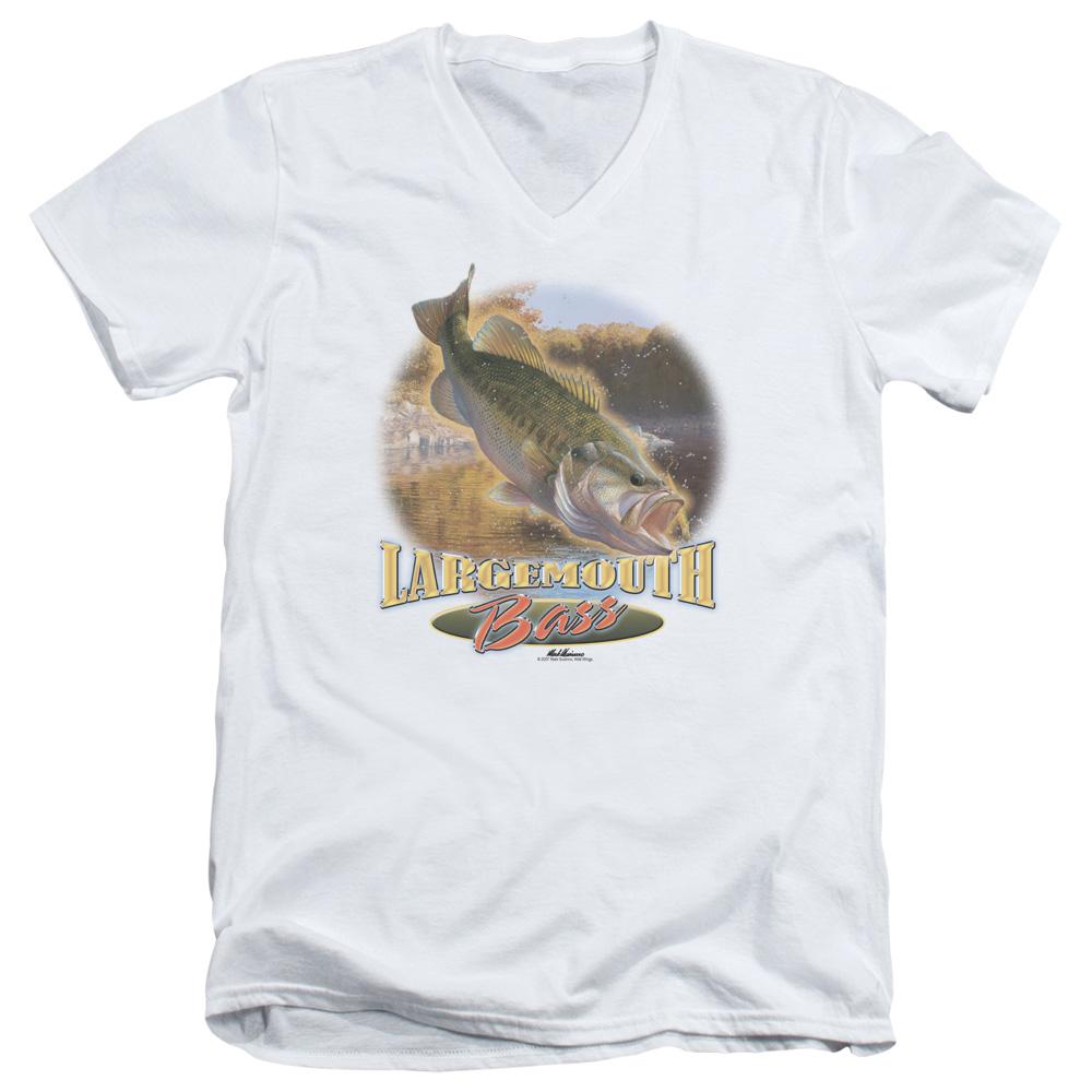 Wild Wings Cartwheeling V-Neck T-Shirt