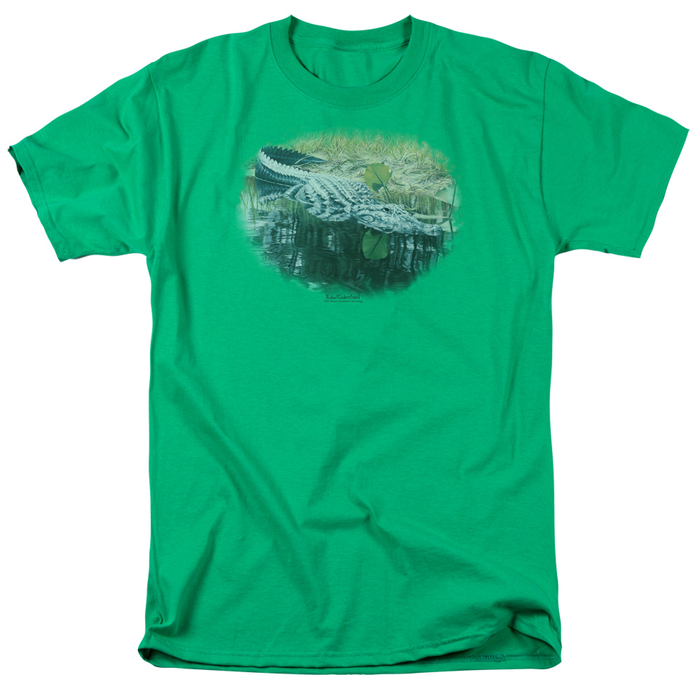 Wild Wings The Waters Fine T-Shirt