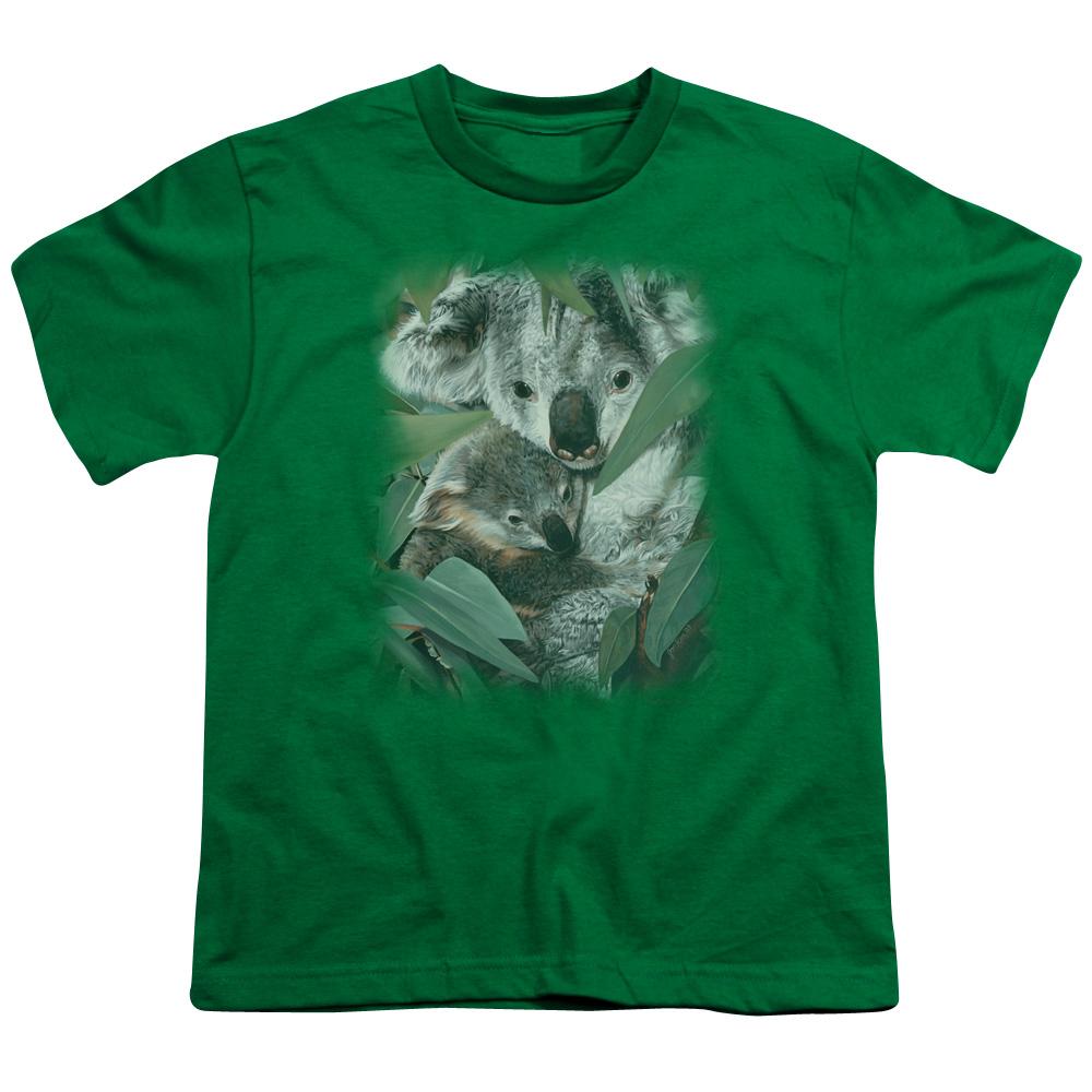 Wild Wings Motherhood Kids T-Shirt