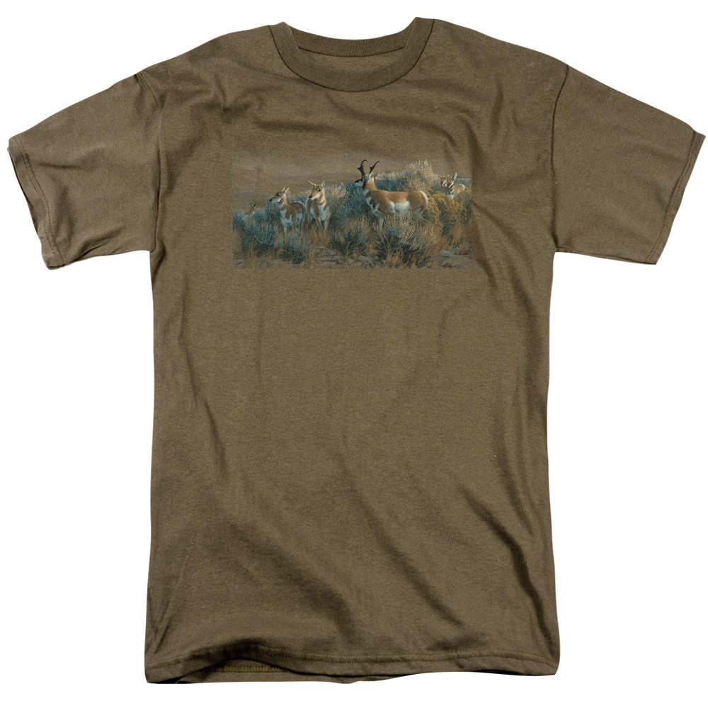 Wild Wings Water Rights T-Shirt