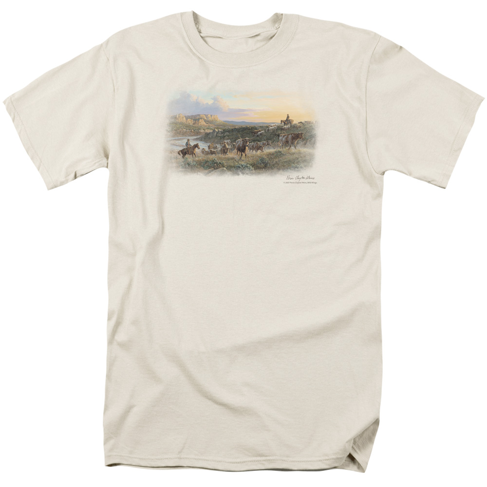 Wild Wings The Last Crossing T-Shirt