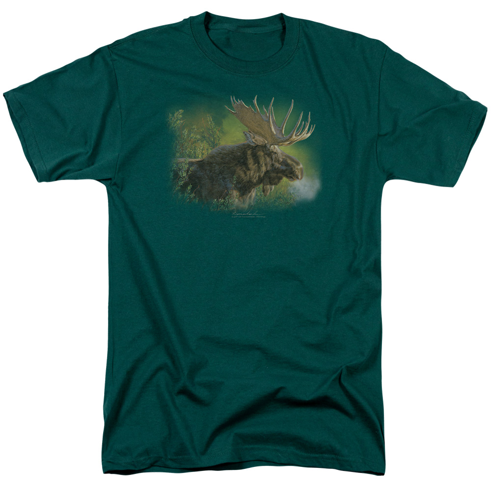Wild Wings Crisp Fall Morning T-Shirt