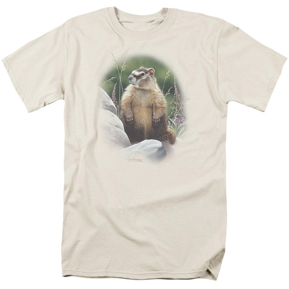 Wild Wings Marmot