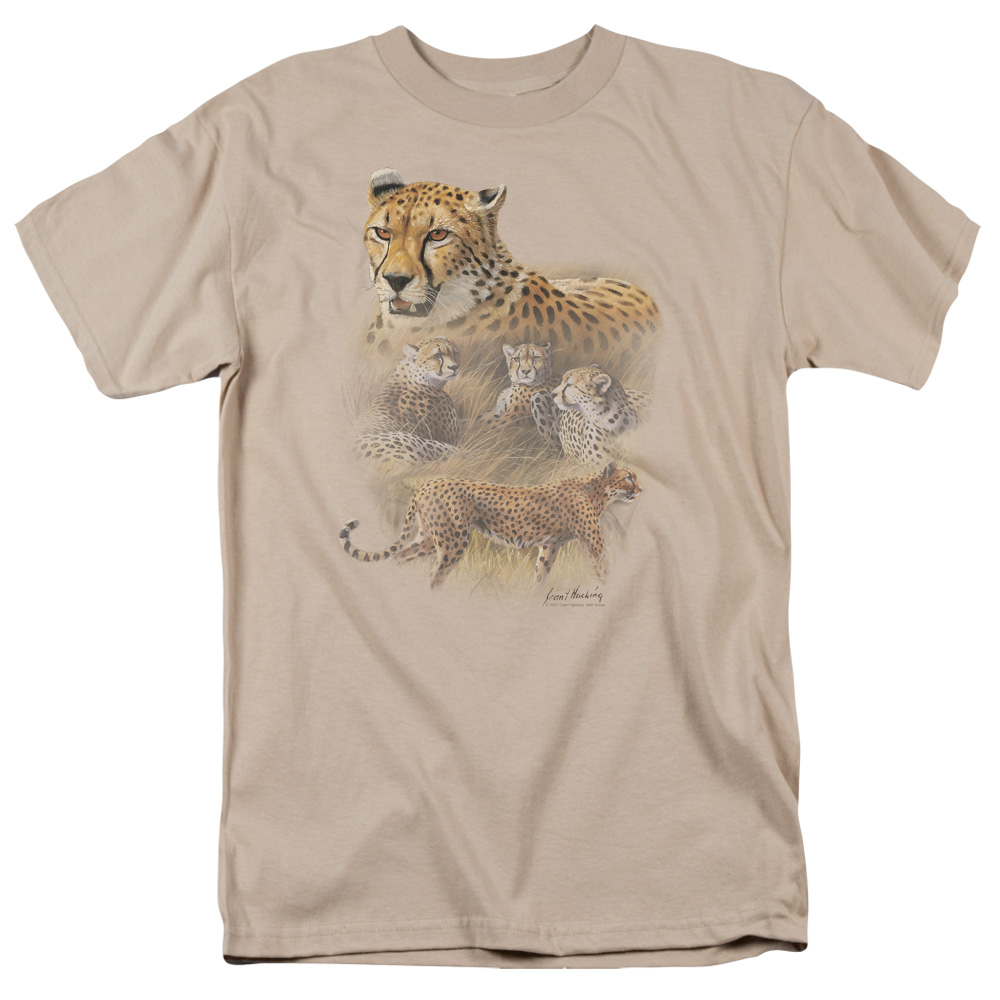 Wild Wings Cheetahs T-Shirt