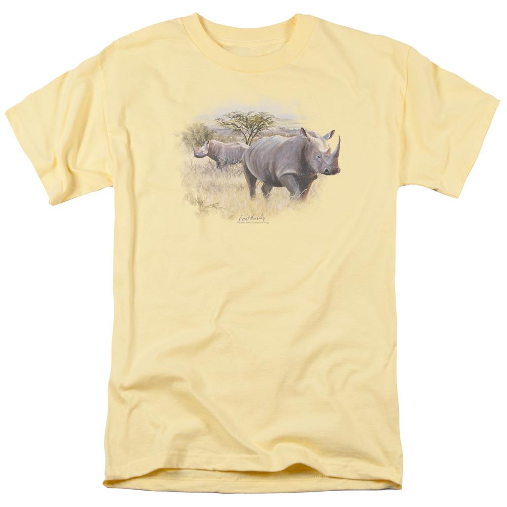 Wild Wings Rhino T-Shirt