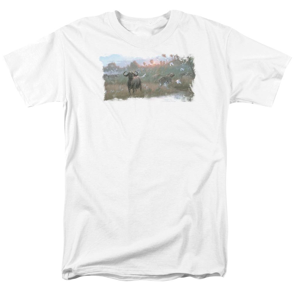 Wild Wings Cape Buffalo T-Shirt