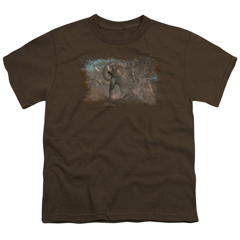 Wild Wings Rolling Thunder Kids T-Shirt