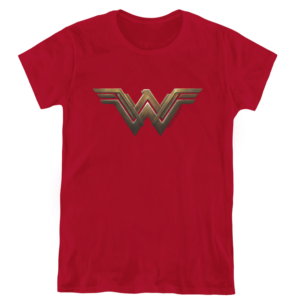 Wonder Woman Movie Women's T-Shirt